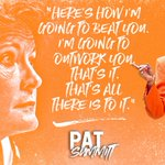 No one outworked Pat Summitt. https://t.co/cxVa9OX1gB