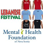 Here they are #HALIFAX! In Support of @mentalhealthns we will be selling these shirts exclusively at #LebFest2016 https://t.co/PVUZPjWMbK