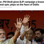 """???? """"Dont Make Heroes Out of People Who Make Communally Divisive Comments"""" ???? says Modi ???? #JumlaWithFranklyChamcha https://t.co/LUq2Ts9R6l"""