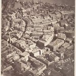 The worlds oldest surviving aerial photo is a picture of Boston from 1860: https://t.co/viALgLTRLw https://t.co/qsSfk9Q8AK