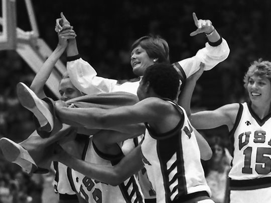 Pat Summit won more games than anyone in college basketball history. Anyone. (Photo: AP)