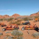 #Fun in the #Sun with @sunbuggy #Vegas. #ATV #Dessert #Racing #Thrill #Sand #DuneBuggy #Dune https://t.co/LgqYwPKuZZ https://t.co/NMKKFyYPE9