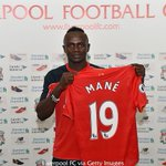 DEAL DONE: Sadio Mané has joined Liverpool from Southampton for an undisclosed fee on a long term deal. https://t.co/rJX6Qaub8T