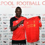 Welcome to Liverpool Football Club, Sadio Mane! Number 19. #LFC #YNWA https://t.co/KSo7ky4KDf