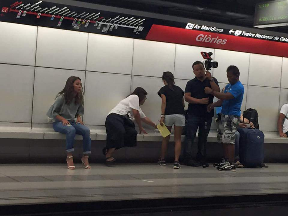 Teen Queen Kathryn Bernardo at Direk Kathy spotted sa Barcelona, Spain https://t.co/4oOhxXHpUF