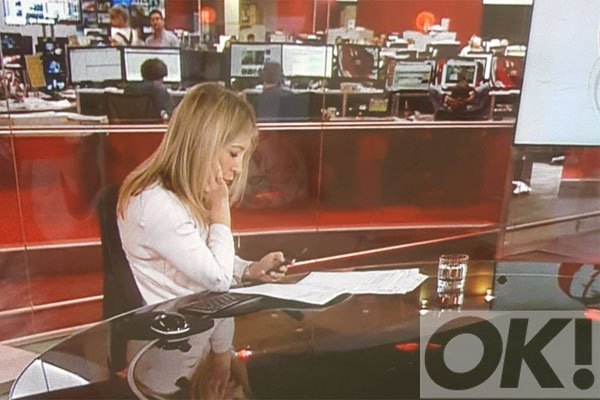 OMG! Watch what happened when THIS BBC News reporter got caught off guard live on air: