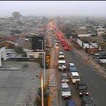 AHORA #LaSerena: Alto tránsito en av. Cuatro Esquinas entre Ruta 5 y av. Balmaceda en dirección oriente / 7:42 hrs. https://t.co/qzlvkefxT5