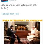 The jealousy of Arnabs success and Modis hate has exposed some trolls at @aajtak. #ShameAajTak https://t.co/Z0ZwAC9tN2