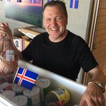 #Iceland is sending lamb & skyr for our team in #EM2016 #ISL #AframIsland https://t.co/j8IbOvkYEz