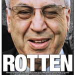 "Tomorrows @dailytelegraph front page. Eddie Obeid ""Rotten"" https://t.co/dPXAcTea9b"