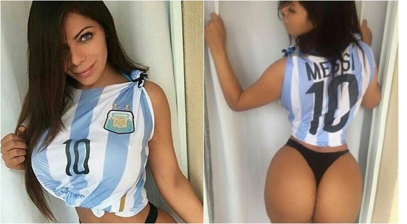 RT @TheSunFootball: Miss BumBum has a new message for hero Lionel Messi https://t.co/eb7jnMhH2y https://t.co/hSwSrEhGtH