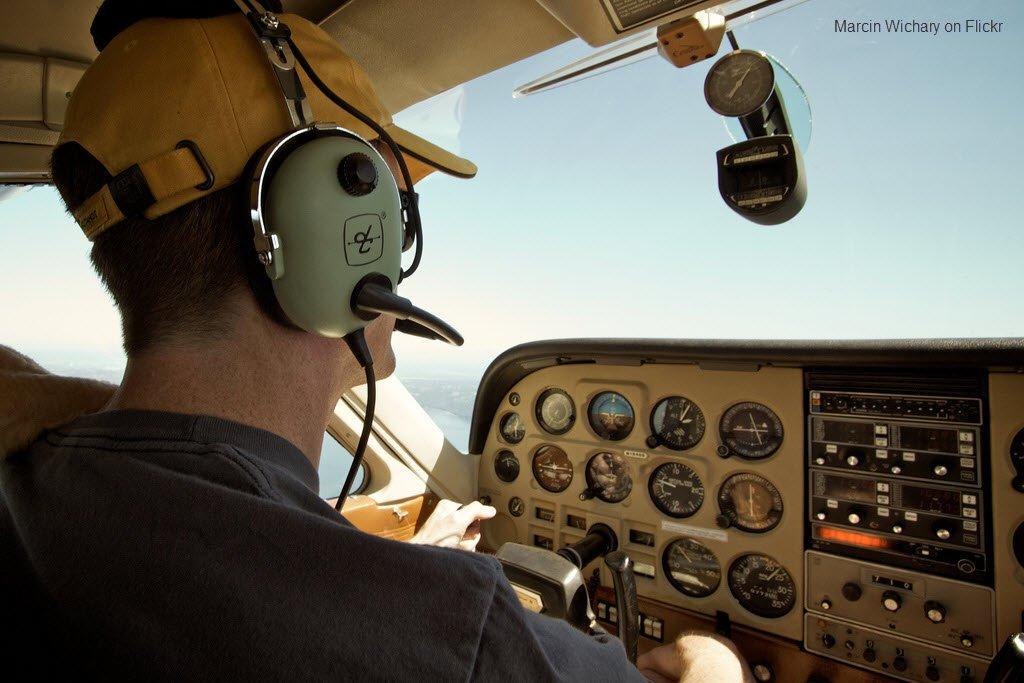 GA pilots: Say