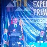 Vpdte. #GarcíaLinera, Con Presidente @evoespueblo construiremos Hospitales y reforzaremos atención #primariaensalud https://t.co/e3xGL3rCSO