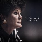 Former Tennessee HC Pat Summitt, the winningest coach in Division 1 CBB history, has died at 64 https://t.co/dFGNFH1LAR