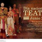 PartidoPSUV: #EfeméridesPSUV 28 de junio: Día Nacional del Teatro https://t.co/yuvCd6unVQ https://t.co/yEJ9uKxjCz