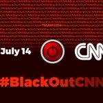 The BLACKOUT begins July 1. July 15, we vote to make it permanent & remove @CNN from debates. #BlackOutCNN #Trump https://t.co/AhMz9cqkIk