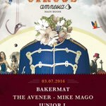 """RT juniorjmusic: Back in Ibiza this Sunday at Amnesia_Ibiza for BakermatMusic """"Circus"""" show ???????????????? https://t.co/Pw9caN8Gd9"""