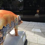 I love it when the sun shines in #Ipswich. I can even catch my reflection in Willis to check Im still gleaming. https://t.co/BofOy2XCQu