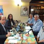 En entrevista con equipo @artescenicaac hablando del XV Encuentro Internacional de Ópera #Saltillo 93.5 FM https://t.co/WMcYsUqqXq