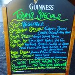 Its #lunchtime!! Pop in to Monroes Tavern for our todays specials. #Food #Foodie #Galway #Ireland #Galway2020 https://t.co/JL6f75zoS1