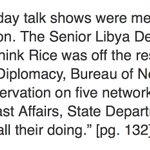 Benghazi report: @StateDept officials were in shock at Susan Rice's post-Benghazi TV appearances https://t.co/4wLhm3KuBR