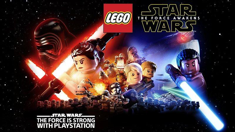 """LEGO Star Wars lanza su adaptación de """"El Despertar de la Fuerza""""  ..."""