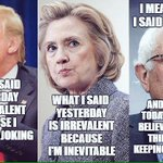 #Benghazi again @HillaryClinton @TheDemocrats its not worth the controversy. Shes NOT trustworthy. #BernieOrBust https://t.co/fknUJ1yo83