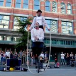 Get your tix to Festival of Fools to see acts like The Bang-Bang Boys up close! https://t.co/HhpNVd4cYH #KWawesome https://t.co/0RQzUzAuDq