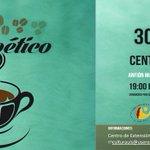 Centro Mistraliano de la #ULS invita al Café Poético del mes de junio https://t.co/x7JePfSdfE #LaSerena #Coquimbo https://t.co/LxBJ5jI66S