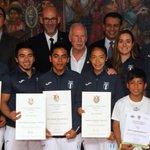 [DEPORTES] Alcalde Álvaro Arzú rinde homenaje https://t.co/2K4NLcNqAP a atletas olímpicos https://t.co/X9HqaXpJii