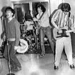 Berry, Buck, Mills, Stipe at the UGA Art Department, 1980 (photo: Terry Allen) #Rem  @m_millsey @universityofga https://t.co/NAjjEg8QZE