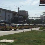 Paro de taxistas en la 51b @BERNARDOSANABRI @zonacero @EmisorAtlantico @elheraldoco https://t.co/iRthmZHdQk