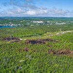 Aerial view of the recent forest fire burn area in Bayers Lake @NovaScotia411 @CBCNS #uav #drone #halifax https://t.co/EaVhB5Jo8K