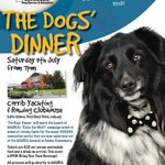 @MADRADogRescue present The Dogs Dinner to raise funds for their expansion plans. https://t.co/l4IF0XngqQ