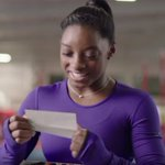 Simone Biles launches new Olympic campaign with Hershey https://t.co/IlFHZ3Fgd5 https://t.co/CiMG6Mmp7a