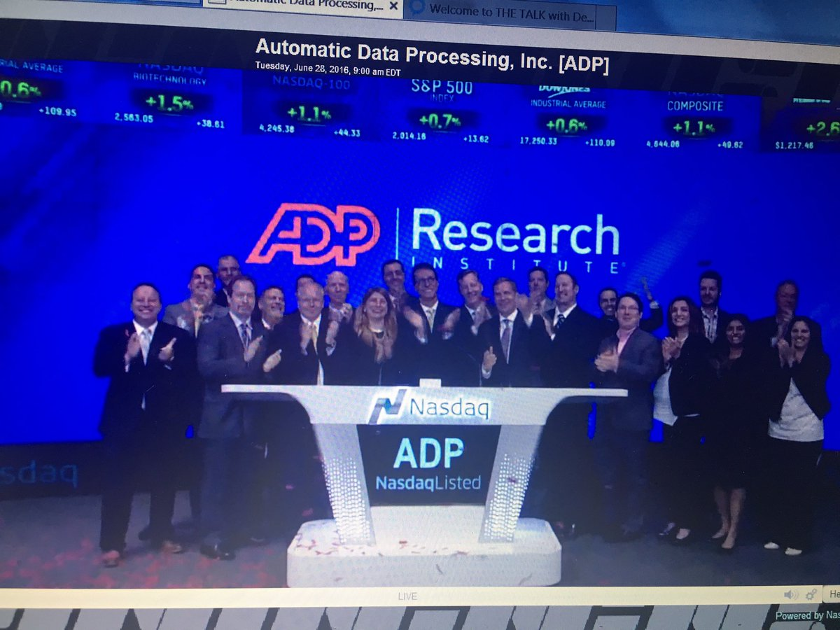 Congrats to the @ADP Research Institute and our associates on 10 years of the NER https://t.co/rYeZLgIpc2 #hellowork https://t.co/kkOg0To5X9