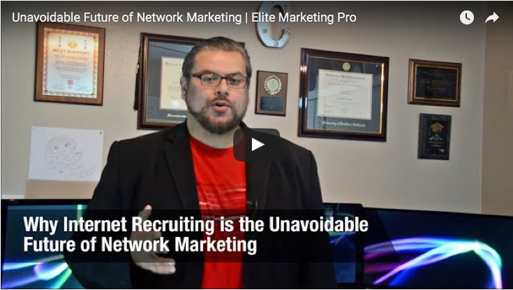 Why Internet Recruiting is the Unavoidable Future of #MLM #NetworkMarketing https://t.co/94FdgrRHIg https://t.co/09OU9Wj19m