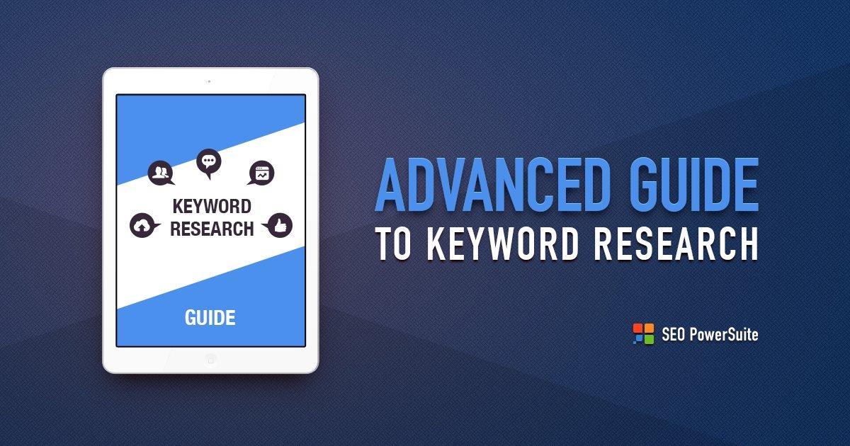 Advanced SEO's Guide to Meaningful Keyword Research by @hutor04 - https://t.co/PFVwxJr6HW #SEO https://t.co/t7lhGGsJ6u