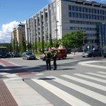 Ingen fikk bot, men betjenten tok iallfall i bruk sint kroppsspråk! #DEG #Oslo #sykkel https://t.co/mGpgCCHDaK
