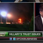 .@Judgenap: @HillaryClinton continued the fantasy land idea that #Benghazi attack was inspired by a video. https://t.co/xovtwwFFim
