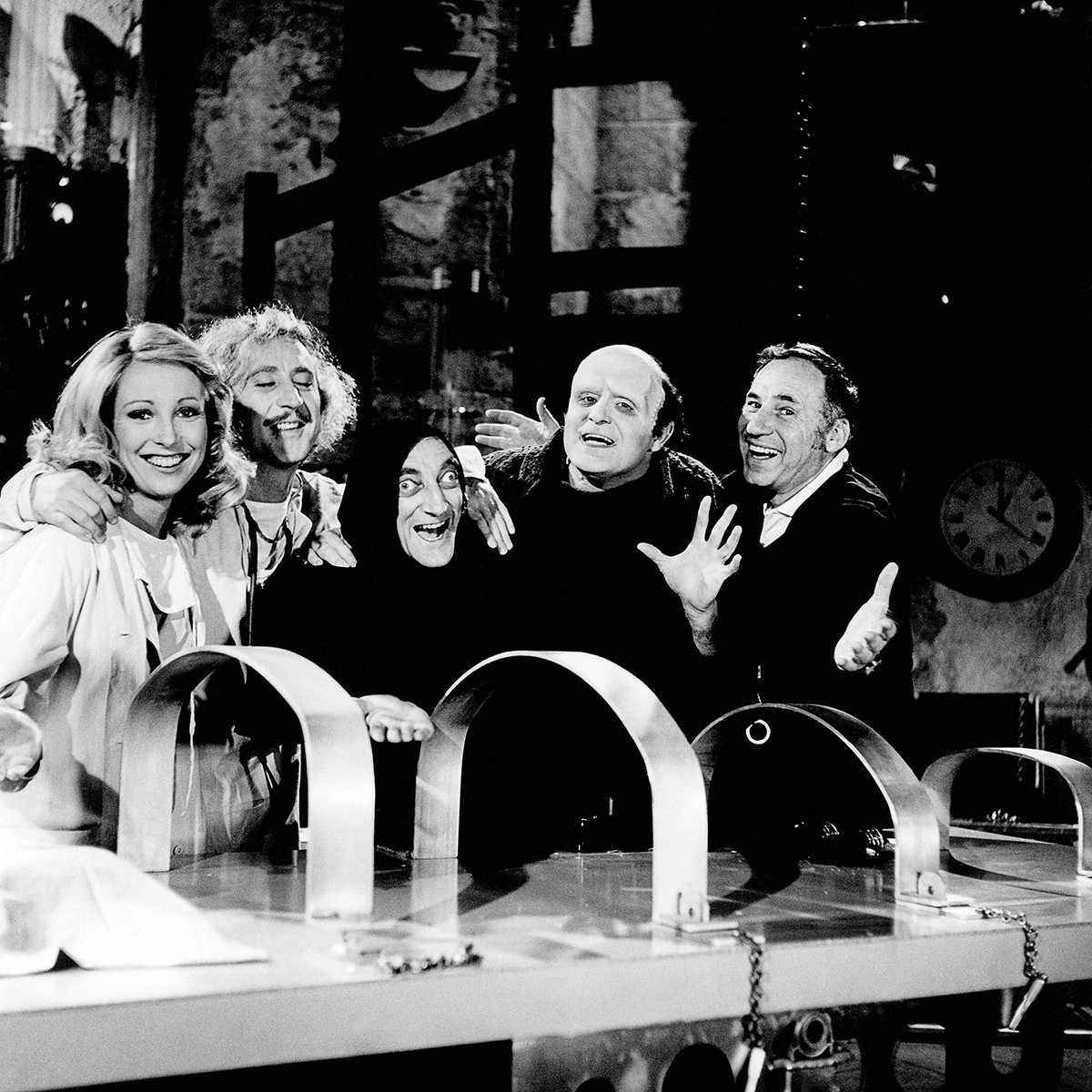 Happy 90th Birthday to a true master of comedy, Mel Brooks! https://t.co/pxXrh5fXGk
