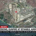 Turkish interior ministry reported multiple injuries https://t.co/p29zi2NqVu https://t.co/oWB50azxYz