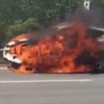MacKay bridge reopened after vehicle fire https://t.co/FJU0GCEG0g. https://t.co/urB0GFIe8A