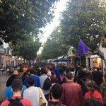 Finaliza, en la Virgen Blanca, la manifestación del #28J en Vitoria-Gasteiz. ¡Seguimos! #Pride2016 #OrgulloLGBT https://t.co/UQzTRoPLQx