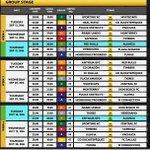 Calendario de fase de grupos de la Liga de Campeones de Concacaf con la presencia de Alianza y Dragón. https://t.co/9ynPDUxb7h