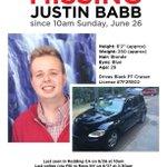 Redding community seeks help finding Justin Babb: https://t.co/eWjjPnZzGG https://t.co/5JzKkJBfxS