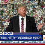 Donald Trump stands in front of garbage, waits for punchlines https://t.co/CMmflI2DWz https://t.co/zPzLL5CfYB