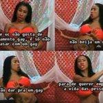 Feliz dia internacional do Orgulho LGBT ???? e já dizia a filósofa contemporânea Inês Brasil https://t.co/SrAM5BrV2D