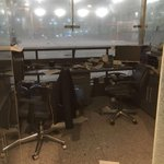 Multiple casualties reported following two explosions, gunfire at Ataturk Airport #Istanbul https://t.co/5gysmsq9Uo