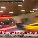 #BREAKING: Explosions, gunfire reported at #Istanbul airport in #Turkey https://t.co/mZF29QKKac https://t.co/C4iDW3SzdX